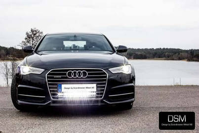 led ramp audi a6 allroad